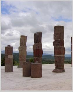 Viajes a la segunda atención: Un tour a sitios en México