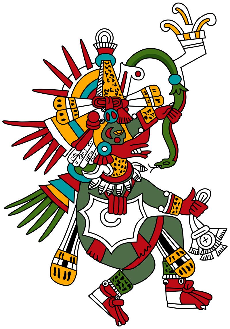 Quetzalcoatl-w
