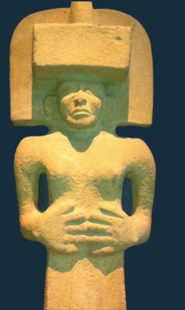 Mujer Tolteca