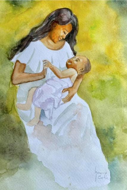 sanando la relacion con mi madre